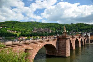 Carl Theodor Old Bridge, Heidelberg