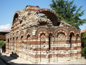 Church Of The Holy Archangels Michael And Gabriel, Nessebar