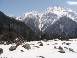 Mt Katao, Lachung