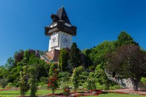 Uhrturm, Graz