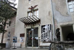 Hr Giger Museum, Gruyeres