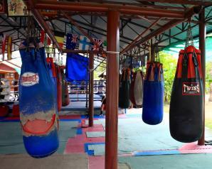Kobra Muay Thai-kickboxing, Ko Pha Ngan