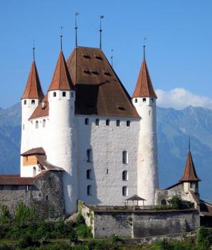 Schloss Thun, Thun