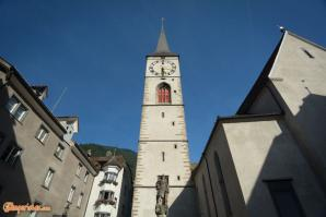 St. Martin Church, Chur