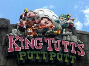King Tutt's Putt Putt, Carrara