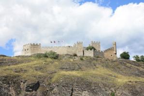 Chateau De Tourbillon, Sion