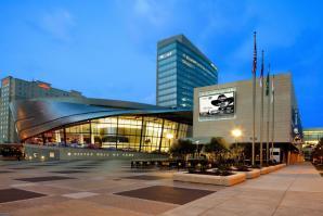 Nascar Hall Of Fame, Charlotte