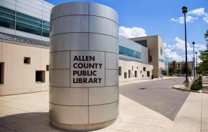 Allen County Public Library And Genealogy Centre, Fort Wayne