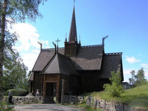 Maihaugen Open- Air Museum, Lillehammer