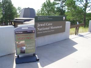 Jewel Cave National Monument, Custer