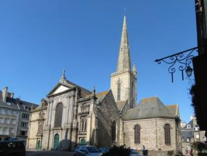 St. Vincent Cathedral, St-malo