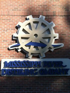 Mississippi River Distilling Company, Le Claire