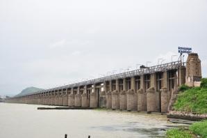 Prakasham Barrage, Vijayawada