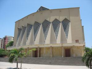 Catedral Metropolitana Maria Reina, Barranquilla
