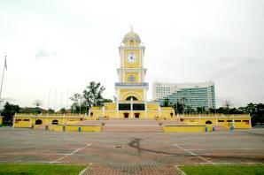 Dataran Bandaraya Johor Bahru, Johor Bahru