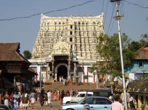 Padmanabhaswamy Temple, Trivandrum