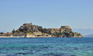 Old Fortress Corfu , Corfu