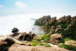 Laoshan Scenic Area, Qingdao