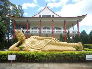 Buddhist Temple, Foz Do Iguacu