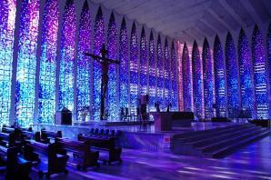 Santuario Dom Bosco, Brasilia