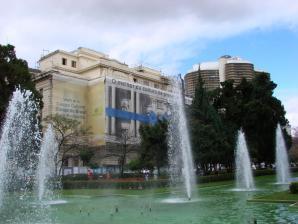 Centro Cultural Banco Do Brasil Belo Horizonte, Belo Horizonte