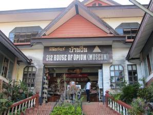 House Of Opium, Chiang Rai