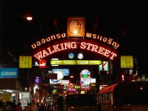 Walking Street, Pattaya