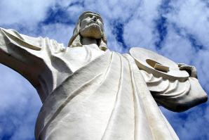 Cristo Luz, Balneario Camboriu