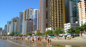 Central Beach, Balneario Camboriu