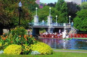 Public Botanical Garden, Boston