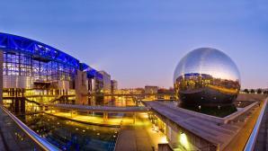 La Cite Des Sciences Et De L' Industrie, Paris