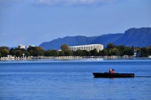 Lake Worthersee, Klagenfurt