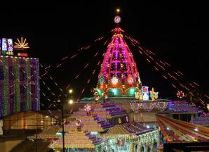 Jhandewalan Temple, Delhi