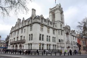 The Uk Supreme Court, London