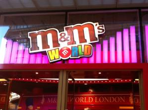 M&m's World, London