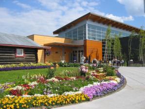 Morris Thompson Cultural & Visitors Center, Fairbanks