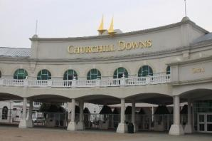 Churchill Downs, Louisville