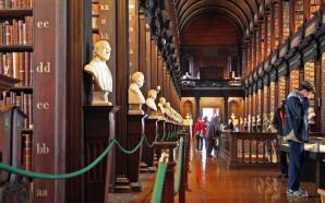 Trinity College Dublin, Dublin