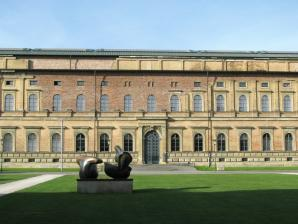 The Alte Pinakothek, Munich