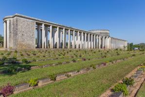Taukkyan War Cemetery, Yangon