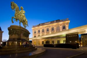Albertina Museum And Gallery, Vienna