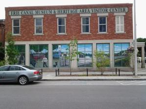 Erie Canal Museum, Syracuse