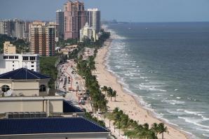 Fort Lauderdale Beach, Miami
