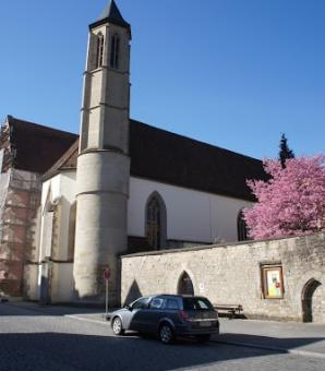 Heilig Geist Kirche, Rothenburg