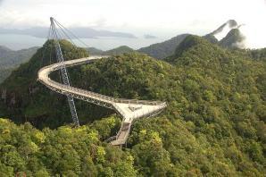 Langkawi Sky Bridge, Langkawi Island