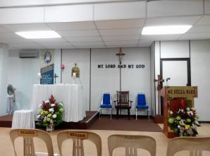 Langkawi Catholic Church, Langkawi Island