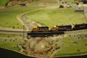 San Diego Model Railroad Museum, San Diego