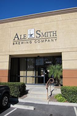Alesmith Brewing Company, San Diego