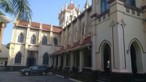 All Saints' Church, Colombo
