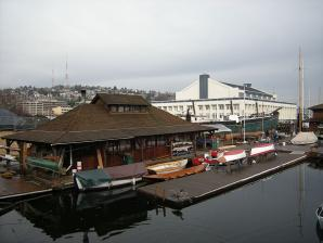 Centre For Wooden Boats, Seattle